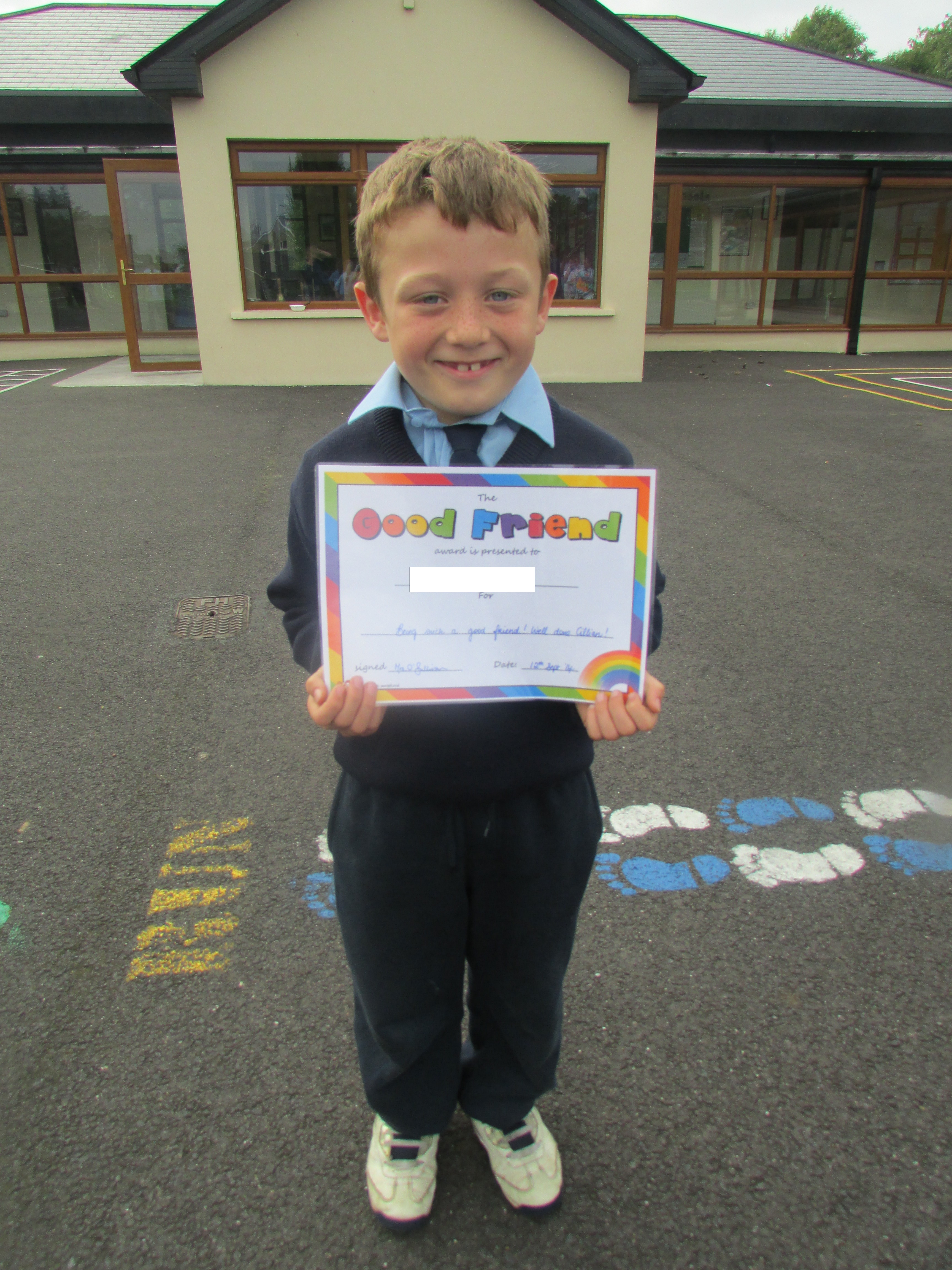 st oliver s ns friend of the week